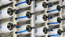 Membrane desalination has grown as a proportion of capacity contracted since 2000