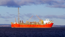 Floating Production Storage and Offloading vessels (FPSOs) process oil before transfer to a tanker