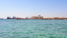 The city of Sudan Port, on the Red Sea coast in eastern Sudan, will receive supplies from the new desalination stations