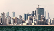 Manama City, the capital of Bahrain, could be among those to benefit from a new desalination plant