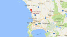 The site of Koeberg Nuclear Power Station, north of Cape Town, South Africa, may host a project to pilot desalination for municipal use