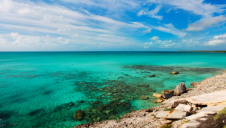 The plant will supply drinking water to inhabitants in the north of Eleuthera island, Bahamas