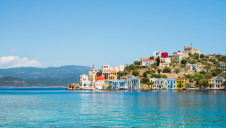 The remote island of Kastellorizo will use desalination to reduce its dependence on imported water