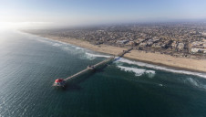 The proposed 189,000 m3/d desalination plant will serve the communities around Huntington Beach, Los Angeles