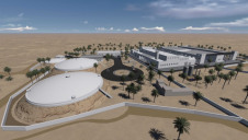 Djerba desalination plant was designed, built, and commissioned by FCC Aqualia and Inima