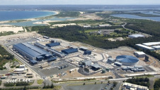Sydney Desalination Plant was designed and built in a joint venture by Veolia Water Technologies and John Holland, and is operated and maintained by Veolia