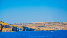 Qala village is at the eastern most point of Gozo Island, close to the main Maltese archipelago