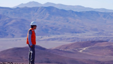Capstone has completed a positive technical review of Santo Domingo copper-iron-gold project in Chile