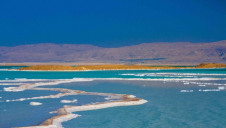 One of the project's goals is to regenerate the Dead Sea