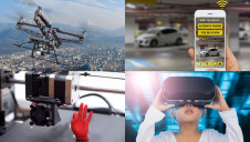 From autinomous drones to virtual reality experiences, the sheer pace and acceleration of technological advances is having a huge impact on sustainable business