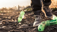 More than 270 million plastic water bottles have been given a new life in Timberland footwear