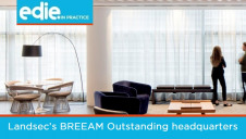 100 Victoria Street achieved BREEAM Outstanding and WELL Silver certification