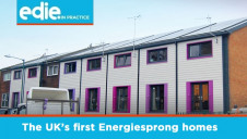Around 2,000 Energiesprong homes have been completed in the Netherlands, of which around 60% were renovations of existing properties and 40% new builds