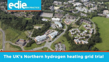 The aim of the trial is to provide practical evidence that a hydrogen-blended gas can be integrated without disrupting gas services to customers