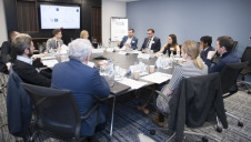 Energy management experts from manufacturing and retail firms across the country came together to discuss the potential solutions to some of the biggest challenges around energy resilience