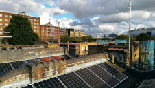 The battery project will provide evidence on whether solar panels can supplement evening energy use and whether the technology can effectively reduce energy bills