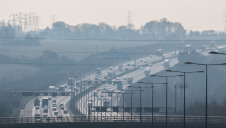 Air pollution is linked to the early deaths of about 40,000 people a year in the UK