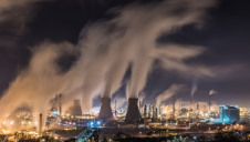 "The report names Grangemouth as the ideal location to create a ""Co2 utilisation hub"" in Scotland"