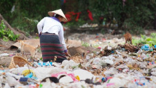 The long-term commercial viability of the technology will be tested by Unilever at a pilot plant in Indonesia, a country which produces 64 million tonnes of waste every year