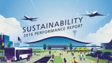 The 38-page sustainability report outlines Heathrow's aim to ensure the Airport's expansion is seen as