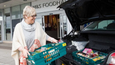 M&S confirmed it will also roll-out chilled food donations across stores nationwide after a successful pilot which began in May