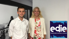 IHG's vice president for global corporate responsibility Kate Gibson sat down with edie's senior reporter Matt Mace at the hotel group's London offices
