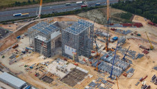 When combined with a sister plant, the Ferrybridge Multifuel 2 will be the largest EfW site in the UK