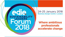 The Sustainability Leaders Forum will take place on 24-25 January 2018 at the Business Design Centre in London