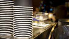 "The report calls on retailers to take more responsibility by not only enforcing a 25p levy on disposable cups, but also encouraging ""a culture of using a reusable cup wherever possible"""