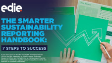 The handbook offers advice on creating an engaging sustainability report and sharing it with key stakeholders