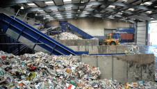 The UK's own environment officials estimated that meeting ambitious recycling targets would bring benefits totalling billions of pounds