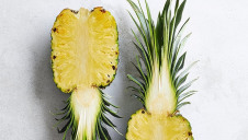 The Waitrose Foundation logo will appear on the retailer's Costa Rican wholehead pineapples. Image: Waitrose