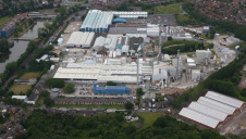 The proximity of the new facility to Knauf Insulation's manufacturing plant, which sits next door, means that around 375,000 miles of road journeys will be saved