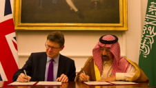 Business Secretary Greg Clark has signed a Memorandum of Understanding (MoU) on clean energy with Saudi Arabia's Minister of Energy, Industry and Mineral Resources Khalid A Al-Falih