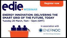 The webinar, hosted in association with EnerNOC, will incorporate a live audience Q&A involving the three speakers