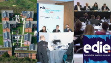 We take a tour of a giant solar system and then hear from speakers at edie's Energy Management Forum and Sustainability Reporting Conference