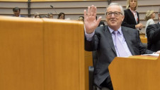 Jean-Claude Juncker, President of the European Commission, presents the EU's post-2020 long-term budget proposals [© European Union, 2018 / Source: EC - Audiovisual Service]