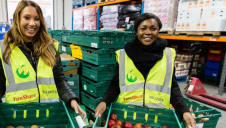 FareShare will be undertaking a UK volunteer recruitment drive, aiming to increase the number of volunteers to more than 1,000