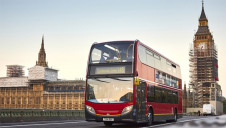 Khan's ambition is for all London buses to be zero-emission by 2037