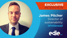 edie talks sustainability leadership and plastic revolutions with Whitbread's James Pitcher