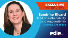 Sandrine Ricard told edie that all 17 SDGs will be applied across the firm's operations, from offices to its supply chains