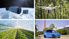 Bio-based cars and smart agriculture also feature in this week's round up
