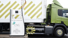 John Lewis and Waitrose expect the trials to create lower running costs that will generate between £75,000 to £100,000 in lifetime savings per truck