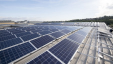 The solar PV system has now been operational for 12 months