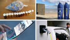 This week's best innovations could drive significant change across the areas of plastics, e-waste and EV charging