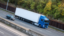 Fuel represents about 30% of hauliers' costs, according to the industry association