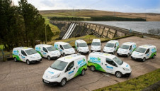 The commitment could see 18,000 new electric vans added to the UK's national van portfolio by 2028