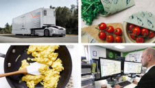 This week's best innovations could drive significant change across the transport, packaging and renewables sectors
