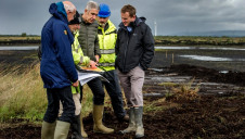 The Airport plans to invest in more peatland restoration projects over the next two years, and is already exploring other locations
