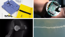 This week's best innovations could drive significant change across the packaging, waste management and fashion industries